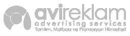 Avi Reklam, Fuar, Tanıtım ve Dijital Baskı Hizmetleri